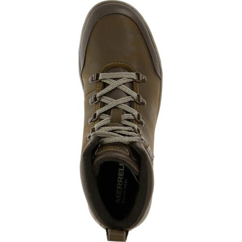 Merrell Turku Trek Waterproof - Chaussures Homme - marron sur campz.fr ! La Sortie Populaire En Vente En Ligne Vente Pas Cher En France DBhwG
